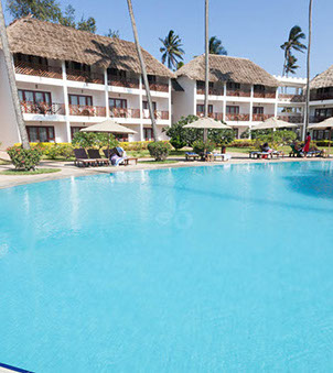 North Cost Hotels Ras Nungwi Doubletree Hilton And Sunset